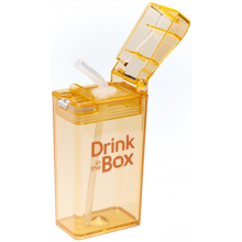 Image de Boîte à jus réutilisable Drink in the box Orange