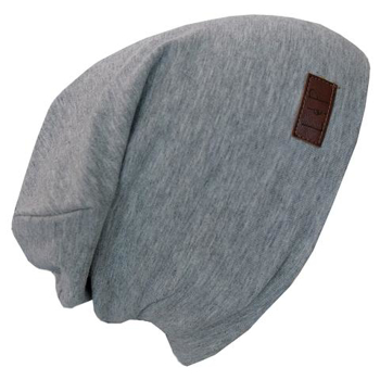 Image de Tuque de coton ultra stylée Boston gris