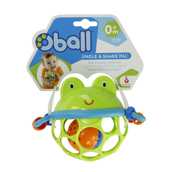 Image de Oball Jingle & Shake Pal