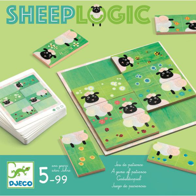 Image de Jeu sheep logic - Djeco